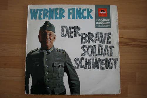 Bild Werner Finck - Der Brave Soldat Schweigt (LP, Mono) Schallplatten Ankauf