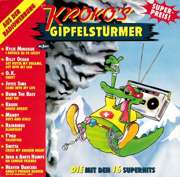 Cover Various - Kroko's Gipfelstürmer (LP, Comp) Schallplatten Ankauf