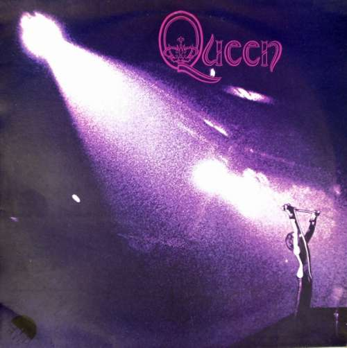 Cover Queen - Queen (LP, Album) Schallplatten Ankauf