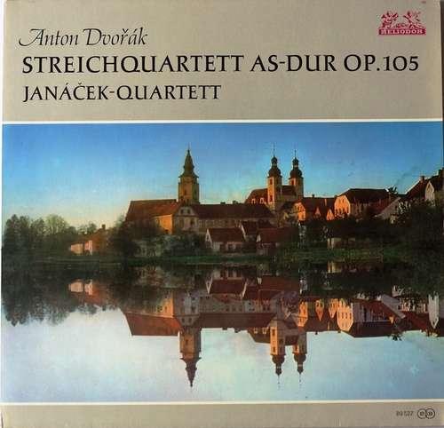 Bild Anton Dvořák*, Janáček-Quartett* - Streichquartett As-Dur Op. 105 (LP) Schallplatten Ankauf