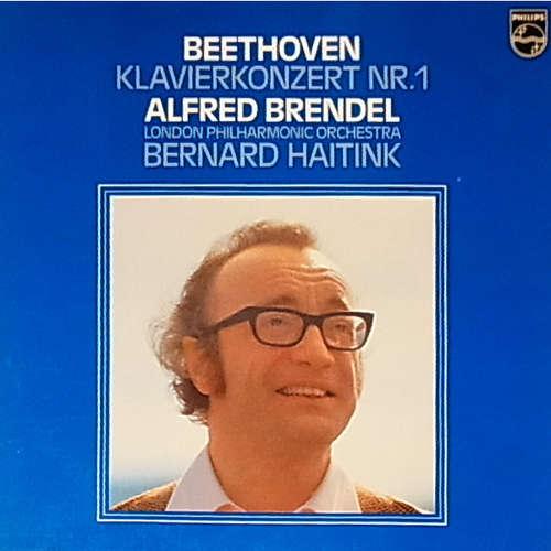Bild Beethoven* - Alfred Brendel, London Philharmonic Orchestra*, Bernard Haitink - Klavierkonzert Nr. 1  (LP) Schallplatten Ankauf