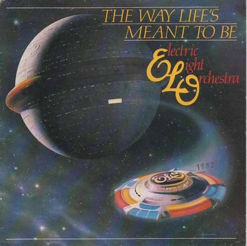 Cover zu Electric Light Orchestra - The Way Life's Meant To Be (7, Single) Schallplatten Ankauf