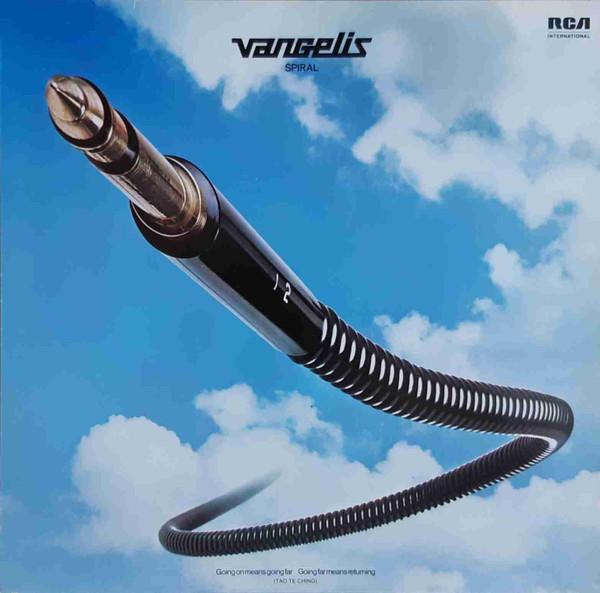 Cover Vangelis - Spiral (LP, Album, RE, RP) Schallplatten Ankauf