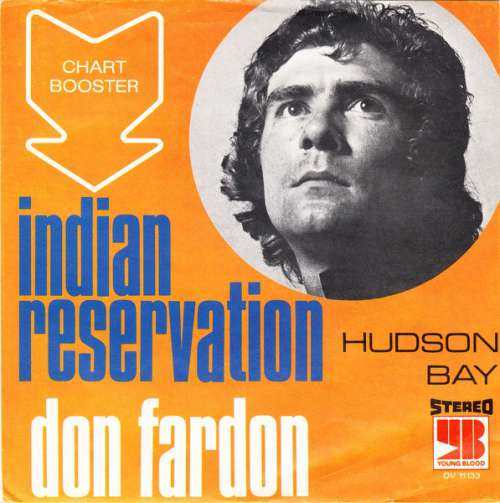 Bild Don Fardon - Indian Reservation (7, Single) Schallplatten Ankauf