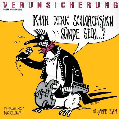 Bild Erste Allgemeine Verunsicherung* - Kann Denn Schwachsinn Sünde Sein...? (7, Single) Schallplatten Ankauf