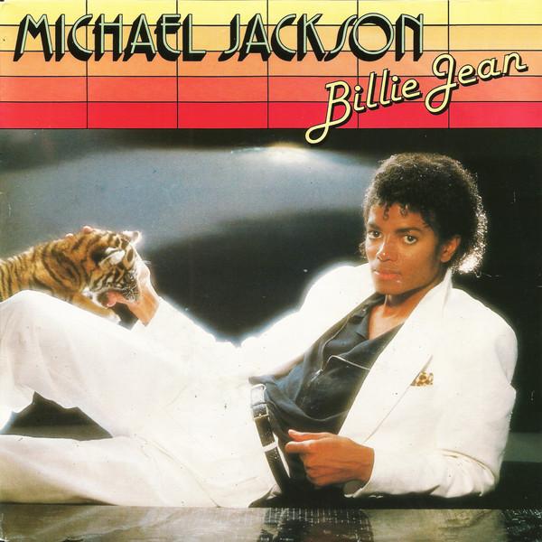 Cover zu Michael Jackson - Billie Jean (7, Single) Schallplatten Ankauf