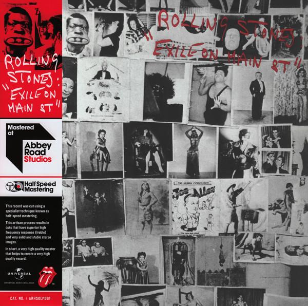 Cover Rolling Stones* - Exile On Main St (2xLP, Album, Ltd, RE, RM, Hal) Schallplatten Ankauf