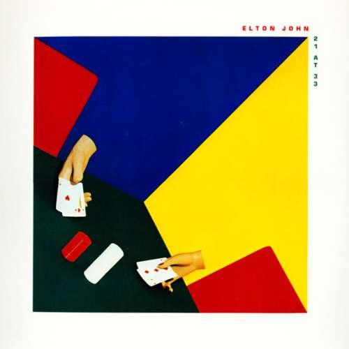 Bild Elton John - 21 At 33 (LP, Album) Schallplatten Ankauf