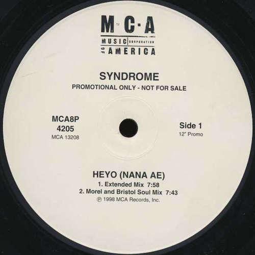 Cover Syndrome (3) - Heyo (Nana Ae) (12, Promo) Schallplatten Ankauf