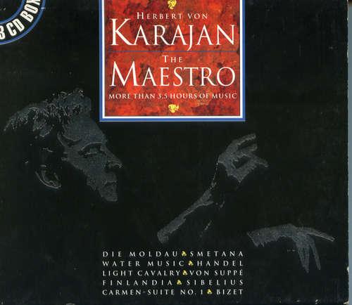 Bild Herbert von Karajan - The Maestro (Box + 3xCD, Comp) Schallplatten Ankauf