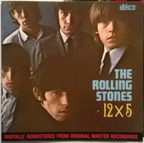 Cover The Rolling Stones - 12X5 (CD, Album, RE) Schallplatten Ankauf