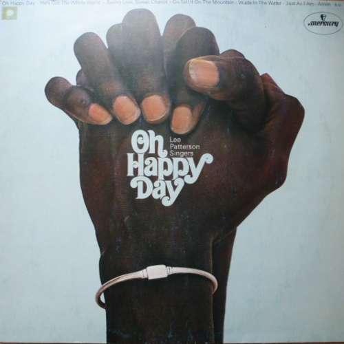 Cover zu Lee Patterson Singers - Oh Happy Day (LP, Album, Bla) Schallplatten Ankauf