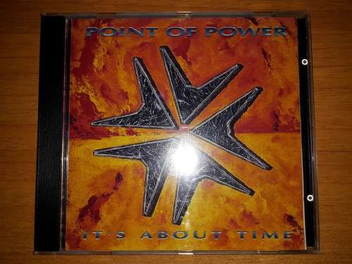 Bild Point Of Power - It's About Time (CD, Album) Schallplatten Ankauf