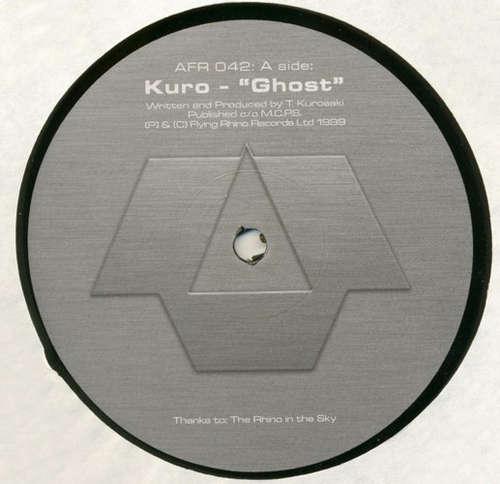 Cover Kuro* - Ghost / FreeXone (12) Schallplatten Ankauf