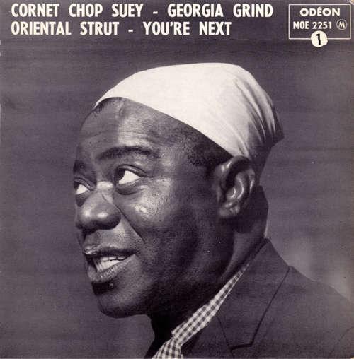 Bild Louis Armstrong & His Hot Five - Cornet Chop Suey (7, EP) Schallplatten Ankauf