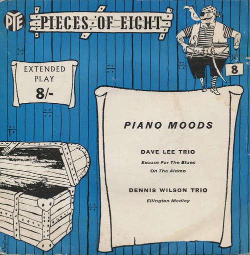 Bild Dave Lee Trio, Dennis Wilson Trio - Piano Moods  (7, EP, Mono) Schallplatten Ankauf
