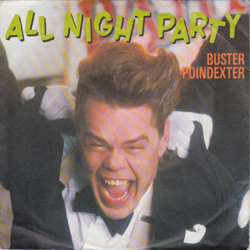 Bild Buster Poindexter - All Night Party (7, Single) Schallplatten Ankauf