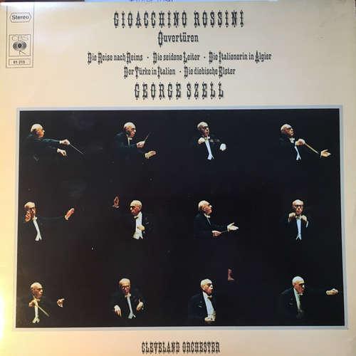 Bild Rossini* - George Szell / The Cleveland Orchestra - Ouvertüren (LP, Album) Schallplatten Ankauf
