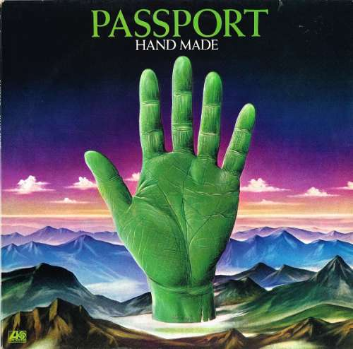 Cover zu Passport (2) - Hand Made (LP, Album) Schallplatten Ankauf