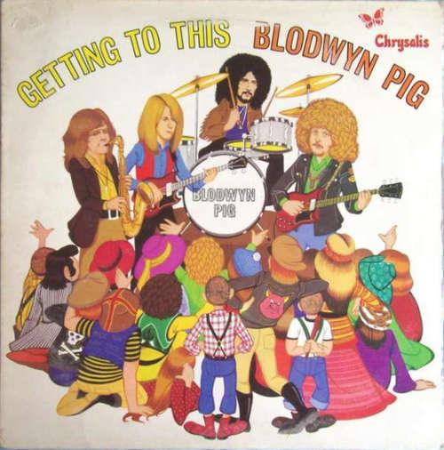 Bild Blodwyn Pig - Getting To This (LP, Album, Gat) Schallplatten Ankauf