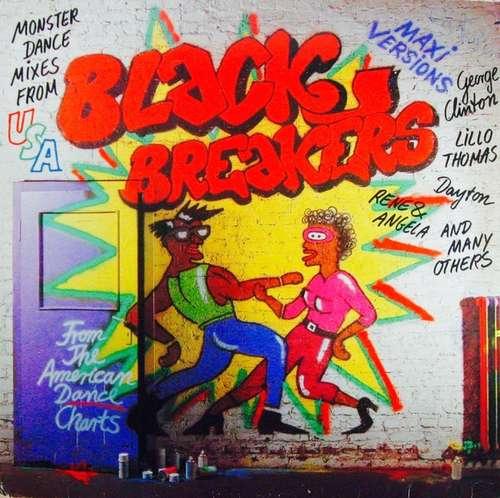 Cover Various - Black Breakers (Maxi Versions) (LP, Comp) Schallplatten Ankauf