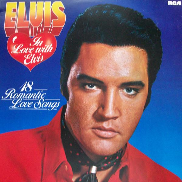Cover Elvis Presley - In Love With Elvis. 18 Romantic Love Songs (LP, Comp, Club) Schallplatten Ankauf