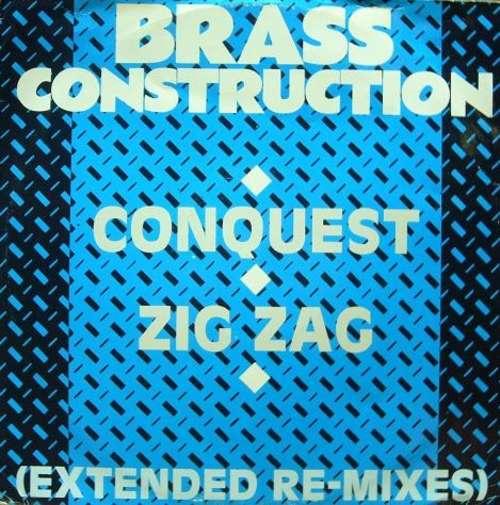 Bild Brass Construction - Conquest / Zig Zag (Extended Re-Mixes) (12) Schallplatten Ankauf