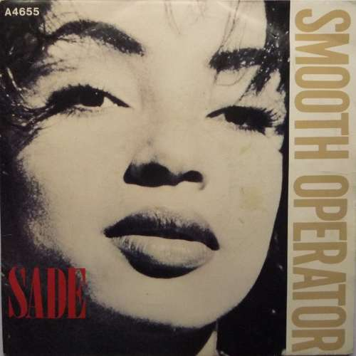 Cover Sade - Smooth Operator (7, Single) Schallplatten Ankauf