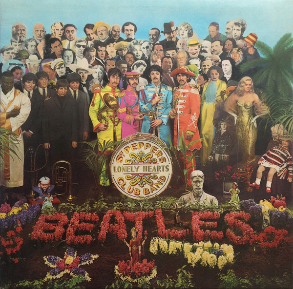Cover The Beatles - Sgt. Pepper's Lonely Hearts Club Band (LP, Album, No ) Schallplatten Ankauf