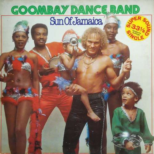 Bild Goombay Dance Band - Sun Of Jamaica (12, Single, Ltd) Schallplatten Ankauf