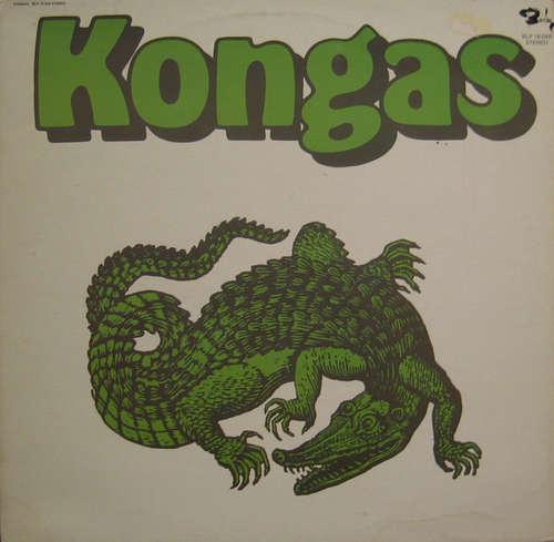 Cover Kongas - Kongas (LP) Schallplatten Ankauf