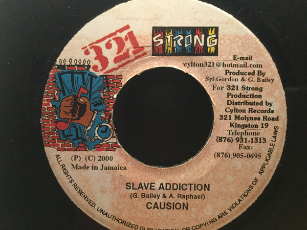 Bild Causion - Slave Addiction (7) Schallplatten Ankauf