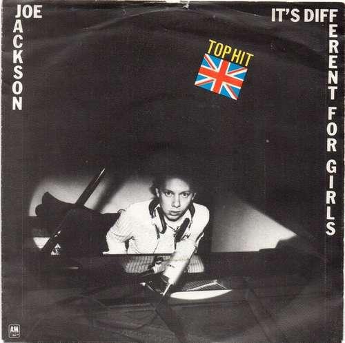Bild Joe Jackson - It's Different For Girls (7, Single) Schallplatten Ankauf