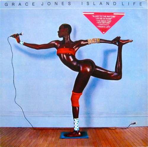 Cover zu Grace Jones - Island Life (LP, Comp, Gat) Schallplatten Ankauf