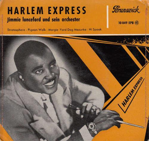 Cover zu Jimmie Lunceford Und Sein Orchester* - Harlem Express (7, EP) Schallplatten Ankauf