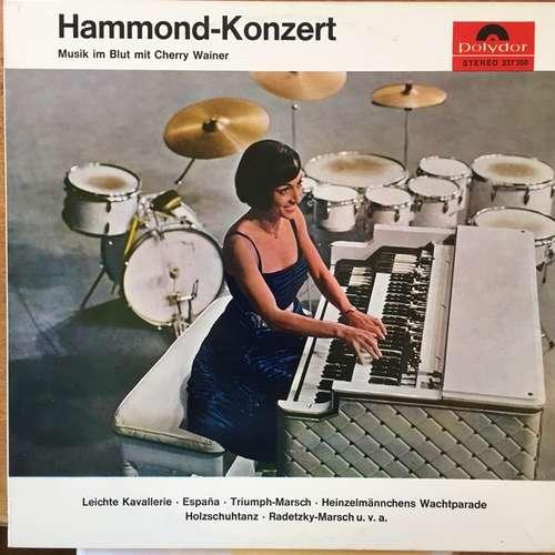 Cover Cherry Wainer - Hammond-Konzert I (LP, Comp) Schallplatten Ankauf