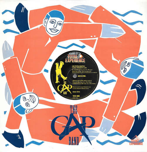 Bild The Gap Band - Outstanding (12, Single) Schallplatten Ankauf