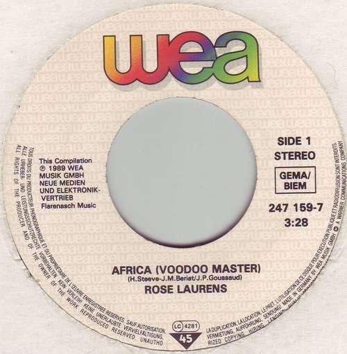 Bild Rose Laurens - Africa / Mamy Yoko (7, Single) Schallplatten Ankauf
