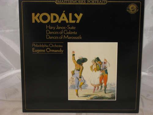Bild Zoltán Kodály – Philadelphia Orchestra*, Eugene Ormandy - Háry János-Suite / Dances Of Galánta / Dances Of Marosszék (LP) Schallplatten Ankauf