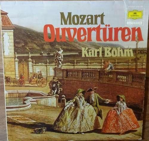 Bild Mozart*, Karl Böhm - Ouvertüren (LP, Comp) Schallplatten Ankauf