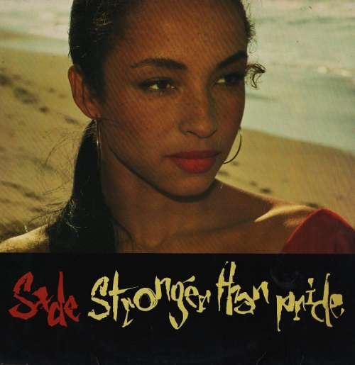 Cover Sade - Stronger Than Pride (LP, Album) Schallplatten Ankauf