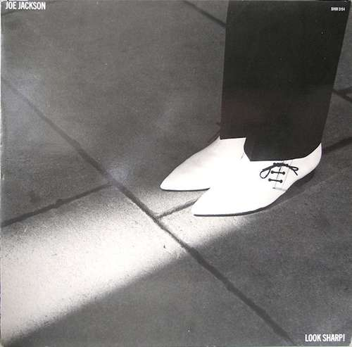 Bild Joe Jackson - Look Sharp! (LP, Album, RE) Schallplatten Ankauf
