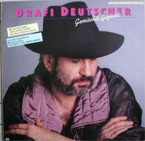 Bild Drafi Deutscher - Gemischte Gefühle (LP, Album) Schallplatten Ankauf