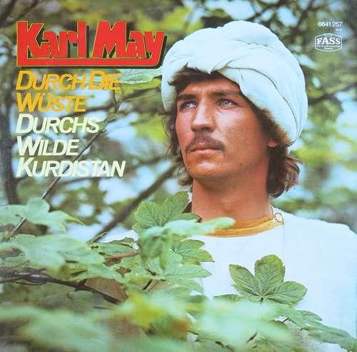Bild Karl May - Durch Die Wüste / Durchs Wilde Kurdistan (2xLP, Comp) Schallplatten Ankauf