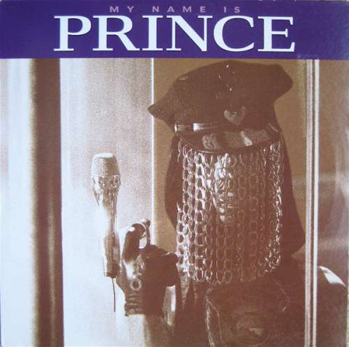 Cover My Name Is Prince Schallplatten Ankauf