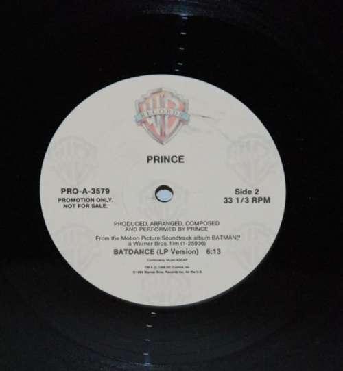 Cover zu Prince - Batdance (12, Promo) Schallplatten Ankauf