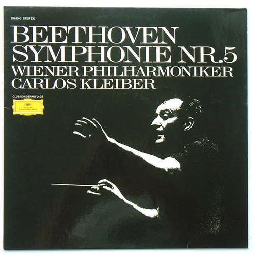 Bild Beethoven* - Wiener Philharmoniker, Carlos Kleiber - Symphonie Nr. 5 (LP, Club) Schallplatten Ankauf