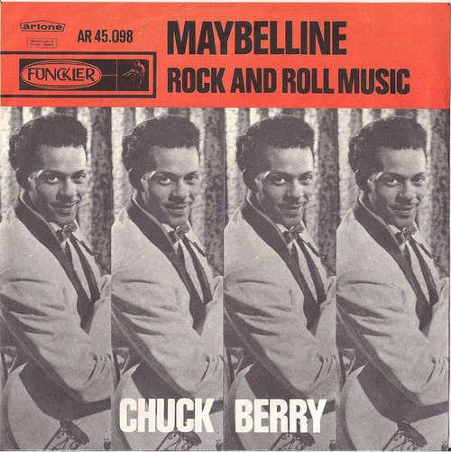 Bild Chuck Berry - Maybelline /  Rock And Roll Music (7, Single) Schallplatten Ankauf