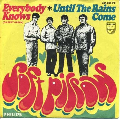 Bild Soft Pillow - Everybody Knows / Until The Rain Comes (7, Single) Schallplatten Ankauf