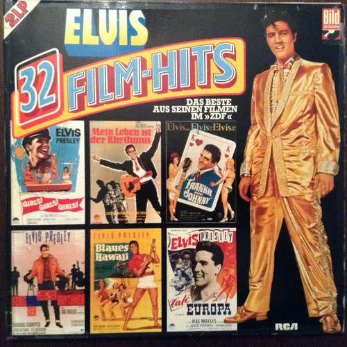 Cover Elvis Presley - 32 Film-Hits (2xLP, Comp, S/Edition) Schallplatten Ankauf